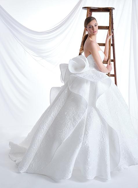 abito da sposa Creazioni Maria Pia Treviso