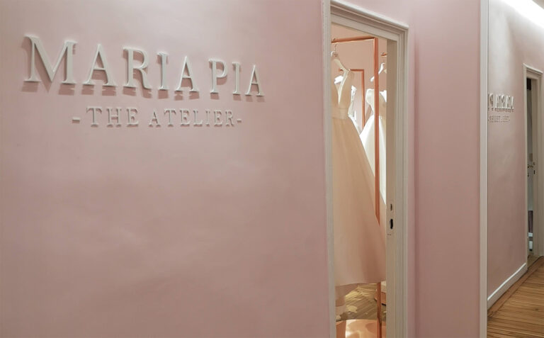 Maria Pia The Atelier abiti da sposa a Treviso